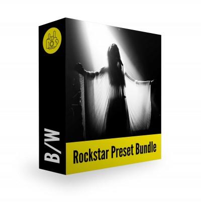 Presets: Adobe Lightroom Black & White