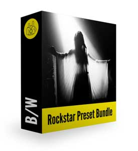 Lightroom Presets BlackWhite_Shooting The Rockstars
